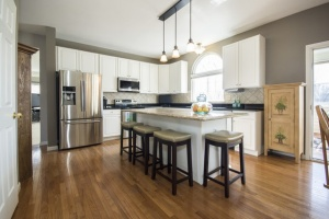 Kitchen renovations and laundry upgrades in Charlotte NC