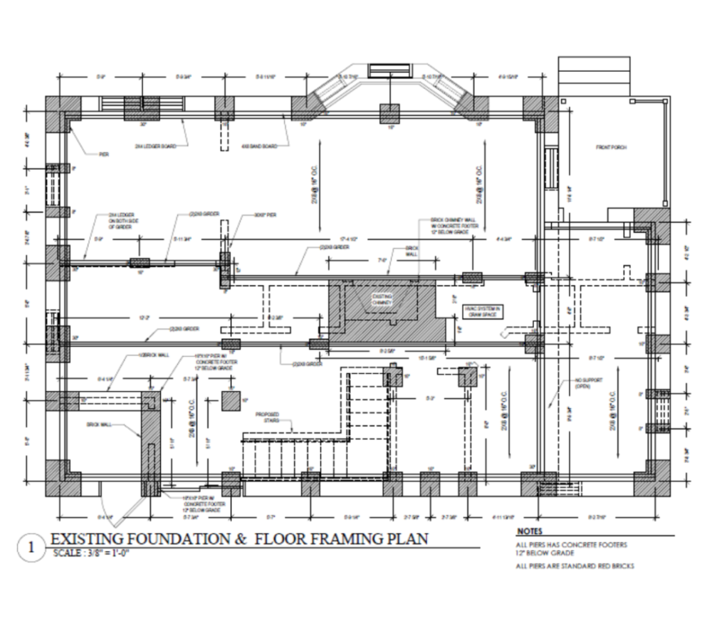 floor plans rcb design services