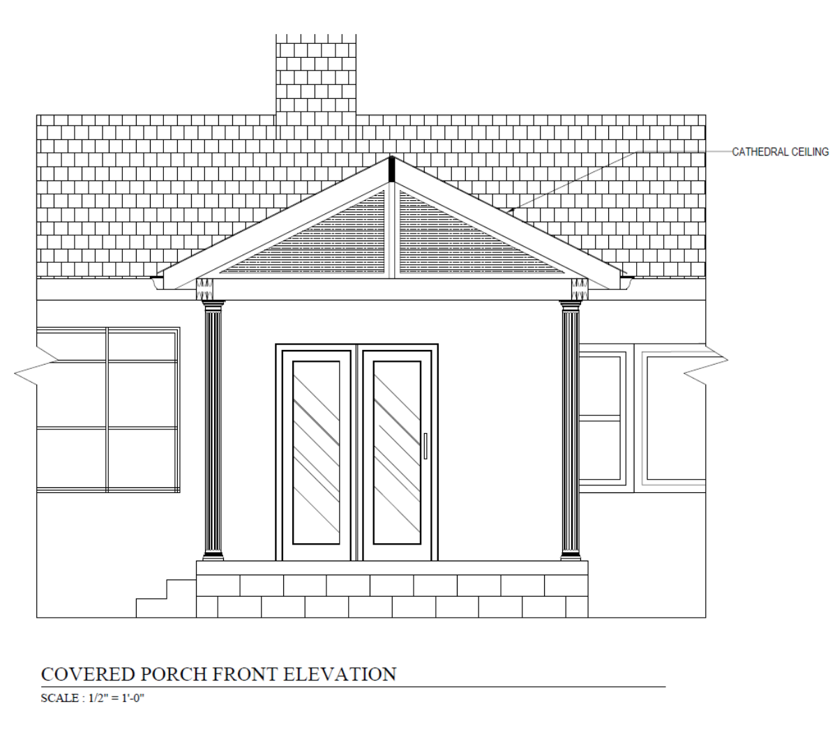 exterior elevation rcb design services